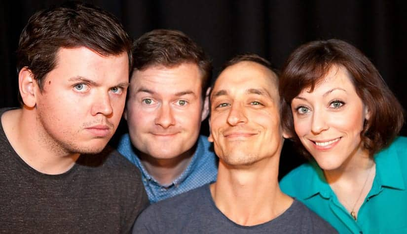 So On & So Forth Sketch Comedy