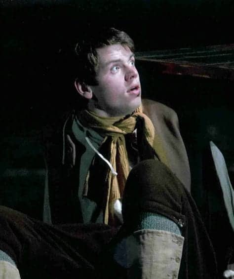 Wuthering Heights - English stage actor