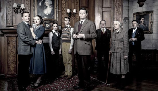 The Mousetrap British Actor