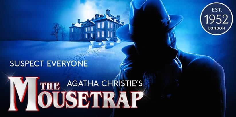 Mousetrap Theatre - British Actor